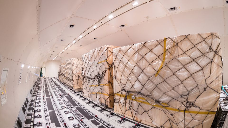 Aviation and Air Cargo Services in India